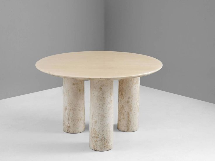 Mario Bellini 'Il Colonnato' Dining Table for Cassina 2