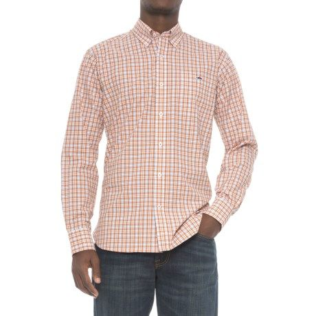 Fish Hippie Haywood Tattersall Shirt (For Men) - Save 66%