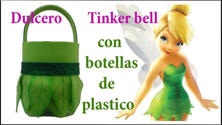 Bolsa De Ombro Tinker Bell : Ideas sobre canasta de cumplea?os en