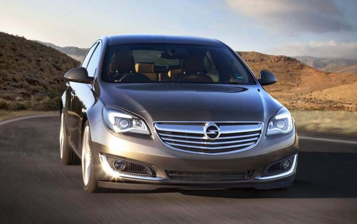 2018 Opel Insignia overview