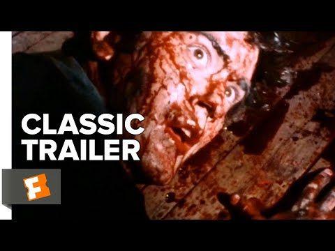 Conoce las 100 mejores películas de terror: esta primera parte la dedicamos a las cintas de fantasmas, casas embrujadas, posesiones, exorcismos y demonios Best Horror Movies, Sci Fi Movies, Classic Trailers, Movie Trailers, Evil Dead 1981, Bruce Campbell, Best Horrors, Amazon Prime Video, Netflix