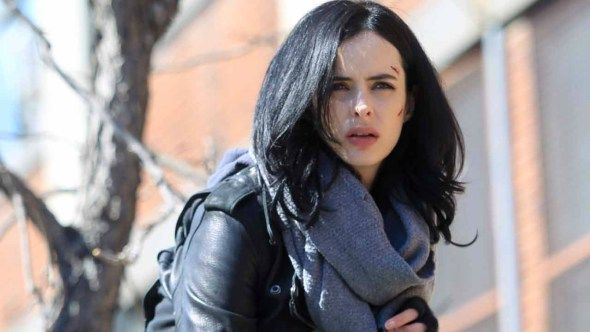 The executive producer of Marvel's Jessica Jones is already thinking about a second season.  Have you watched any of the new Netflix series yet?