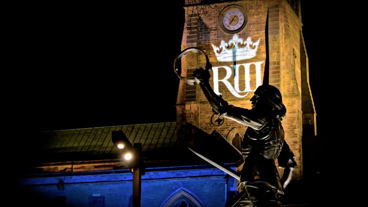 King Richard III - Leicester Cathedral