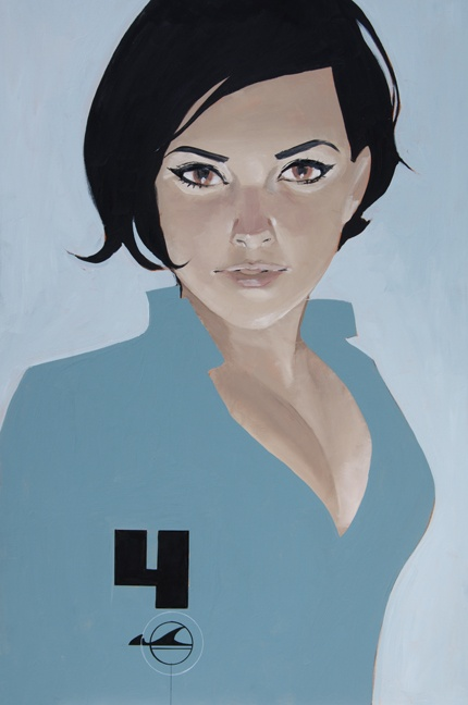 Beyond obsessed with Phil Noto . Character Drawing Illustration