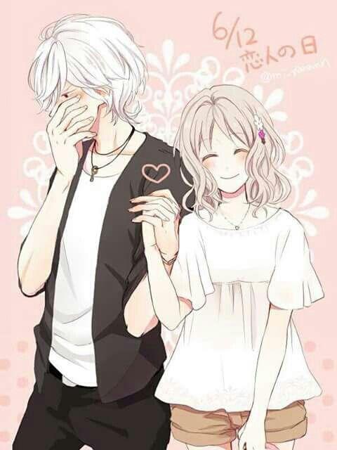 Diabolik Lovers (More Blood)- Subaru x Yui #Anime #Game #Otome