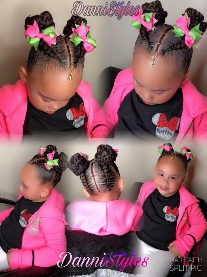 14+ Coiffure bebe fille noire le dernier