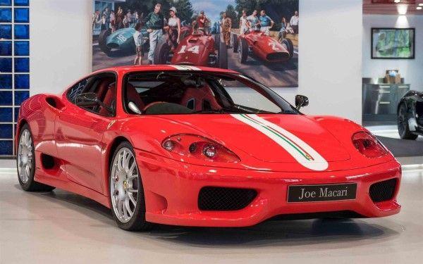 2004 Ferrari 360 Challenge Stradale Ferrari 360 Classic Motors