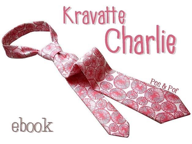 Kravatte Charlie # Pee & Pof