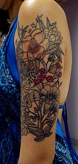.: Tattoo Ideas, Henna Tattoos, Half Sleeve, Tattoos 3, Floral Tattoos, Body Art Tattoo, Flower, Lovely Tattoos