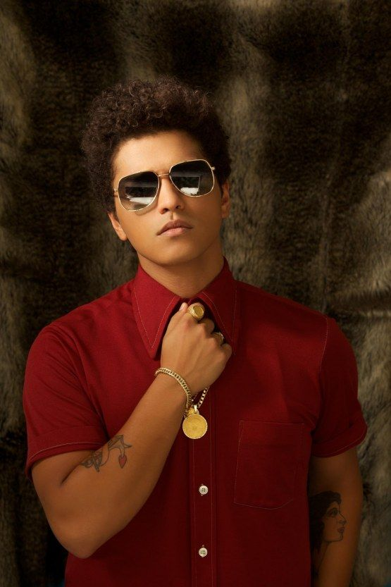 Bruno Mars - this youngster is AMAZING! The real deal like no one in a very long time! ❤