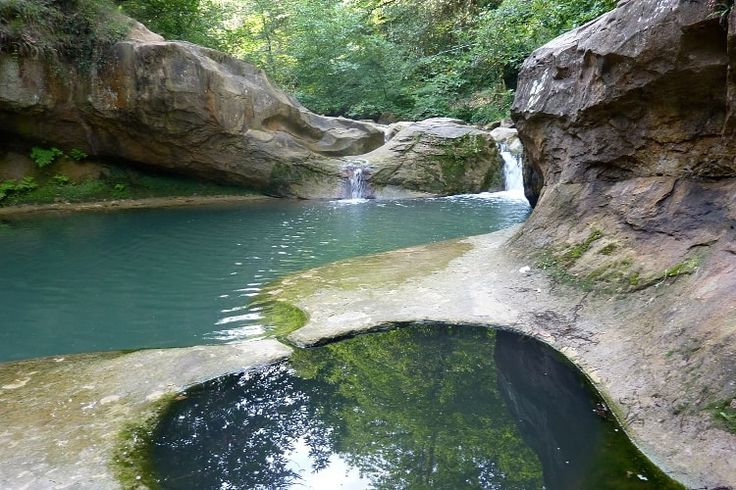 La Fontaine des amours - Aude - à Rennes-les-Bains