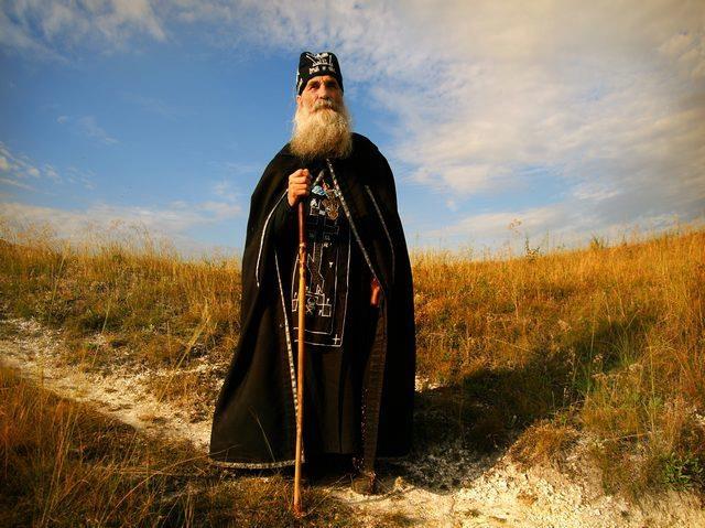 Russian monk