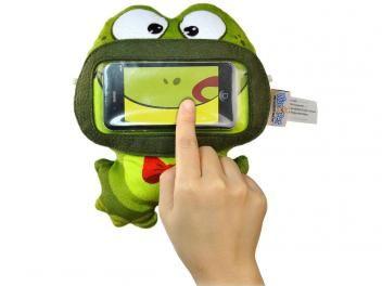 Capa Protetora Mini Frog para Smartphone - Wise Pet