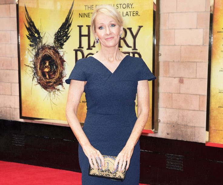J.K. Rowling bid farewell to Harry Potter at the 'Cursed Child' opening night in London on Saturday, July 30, telling fans the story 'is done now' — read more