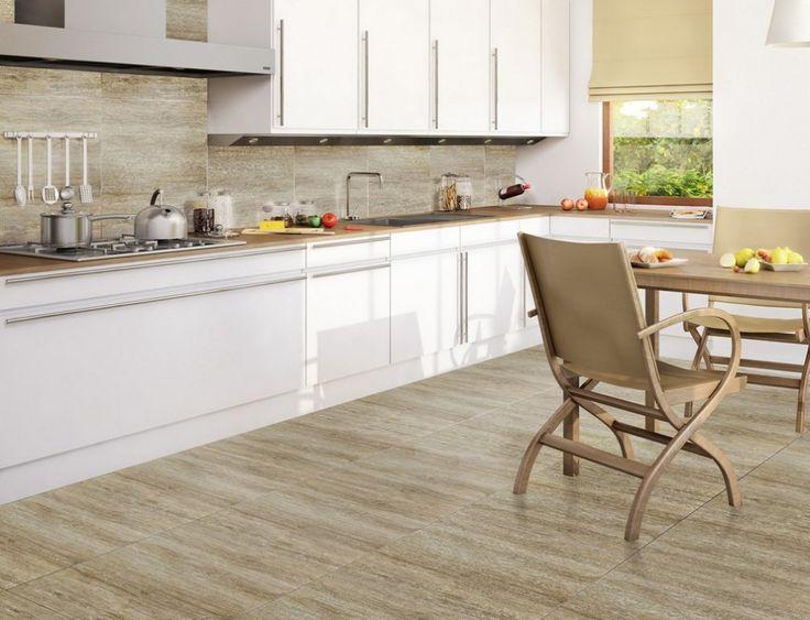 #Cottage wprowadza do wnętrza urok wiejskiego domku. Rysunek zdobiący płytki w najdrobniejszych szczegółach oddaje różnorodność struktury drewna, jego spękania czy sęki. Płytki ceramiczne z kolekcji #Ceramstic #Cottage to mrozoodporny gres szkliwiony w formacie 60x60cm. Gres Cottage można stosować zarówno na ściannę jak i podłogę. Drewnopodobny wzór płytki Cottage imitujący bieloną deskę będzie doskonałą ozdobą kuchni, salonu czy nowoczesnej łaziemnki. http://bit.ly/ceramstic-cottage