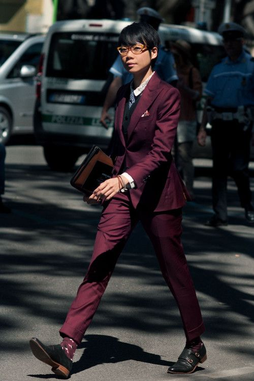 New Many Women Are Opting To Wear Evening  Or If You Could Also Purchase It Online Evening Pant Suits Are, More Often Than Not, Black, But Can Also Look Very Good In Other Darker Colors, Such As Burgundy, Purple Or Midnight Blue Whichever