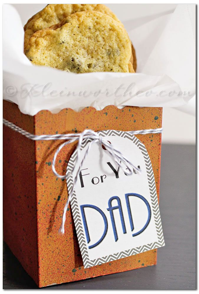 Free Printable: Homemade Fathers Day Gift