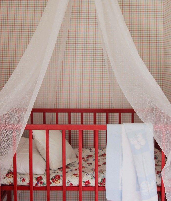 Childrens room / nursery   - vintage style