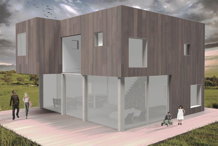 Villa design Leonidas Rotterdam