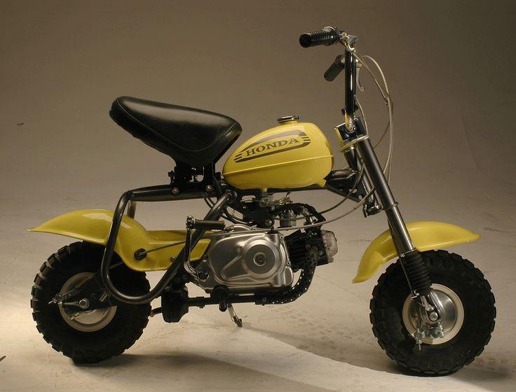 honda qa images  pinterest biking mini bike  motorbikes