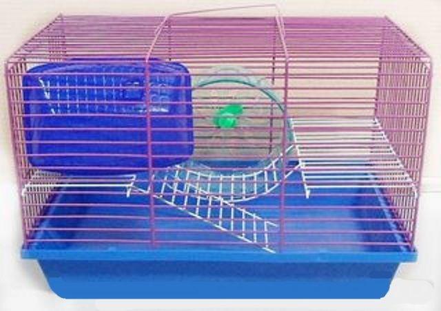 """ЗООМАРК 145к Клетка для грызунов """"Венеция-комплект"""" по цене 798 р. в интернет-зоомагазине «Мир корма»"""