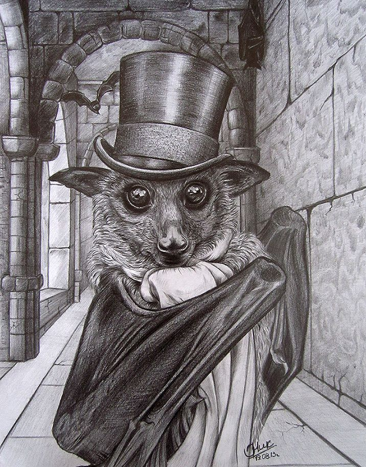 I would have this tattooed on me foooooor suuuuuuure!!! - His Excellency Count by Olya-N-i-k on deviantART