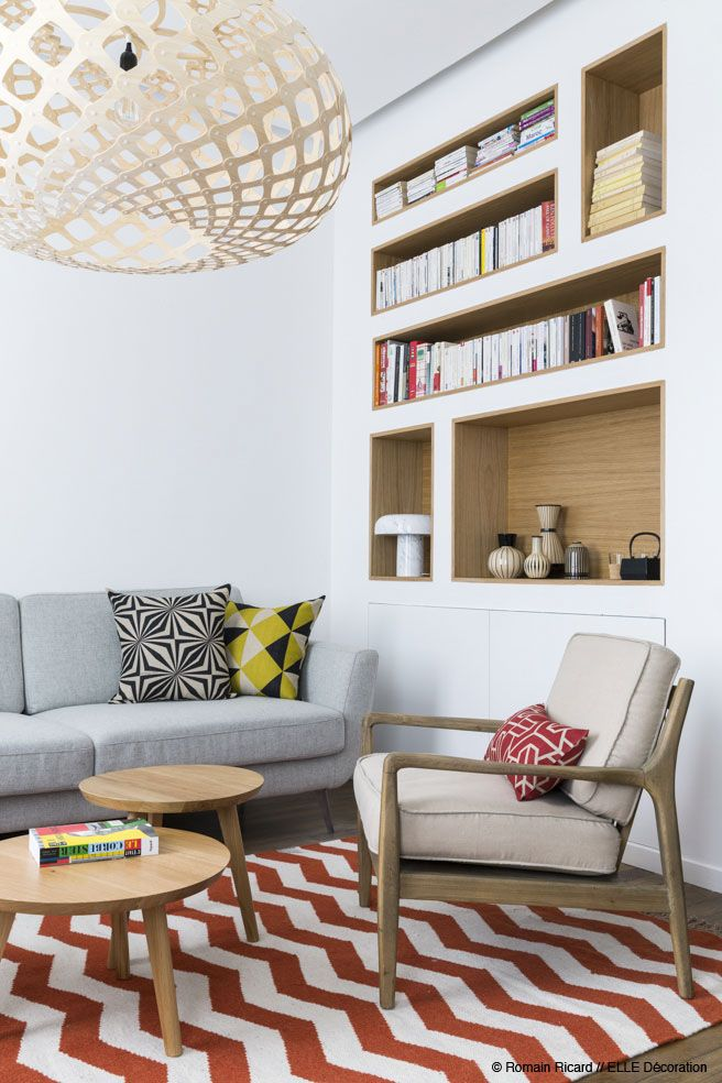 Appartement M - Le Cube on Behance