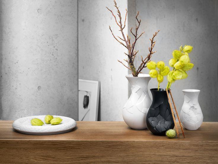 """""""Vase of Phases"""", proj. Dror Benshetrit dla Rosenthal Studio-Line"""