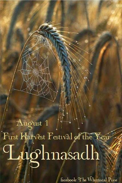 Hoodoo Hill: Blessed Lughnasadh ~ August 1st ~ First Harvest Fe...