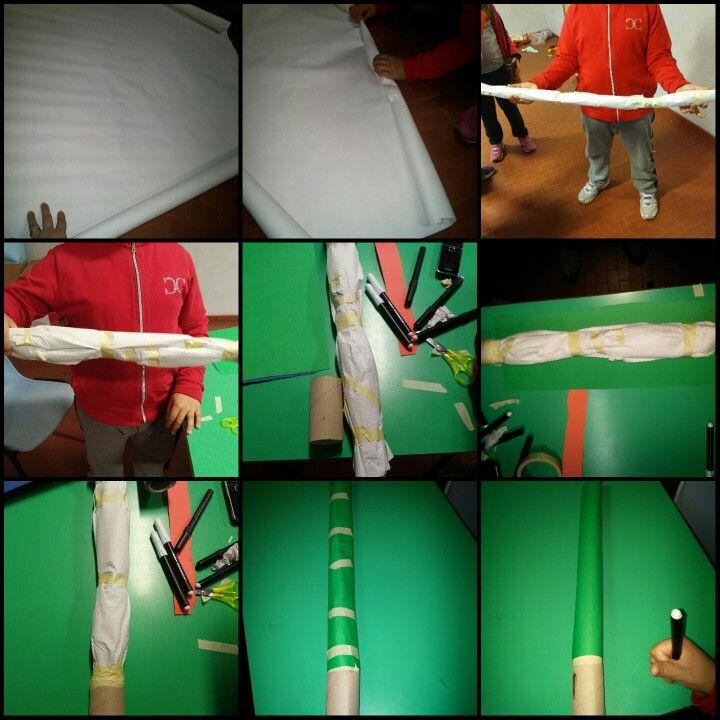Laser sword diy #laser #sword #diy #kids #starwars #children #school #activity