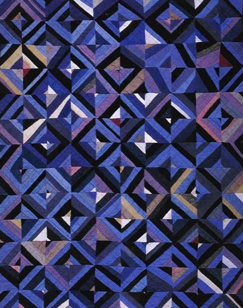 Amish quilt pattern