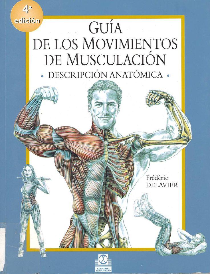 Guía de los movimientos de musculación. Descripción anatómica.   Lectura_Online
