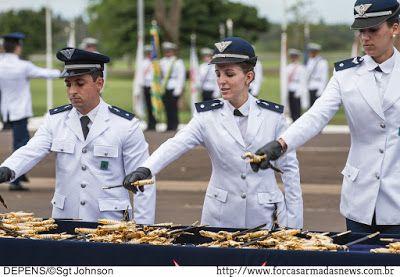 Aeronáutica anuncia Concurso para AFA - Forças Armadas I Marinha I Exército I Aeronáutica I Defesa Nacional