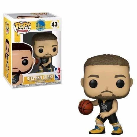 Funko Pop! 43 Pop Basketball – Warriors – Stephen Curry vinyl figure