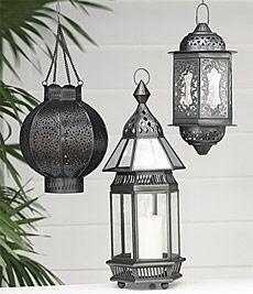 Vintage lanterns