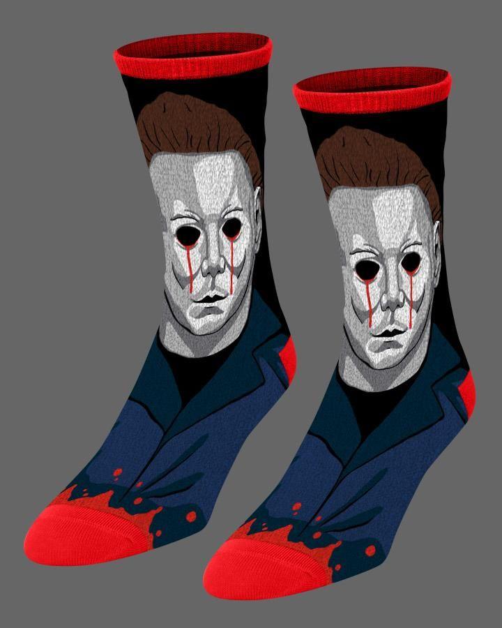 Halloween II Socks - Blood Tears