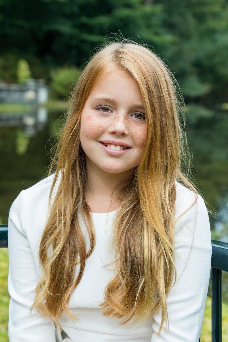 Nieuwe portretten Amalia, Alexia en Ariane | ModekoninginMaxima.nl