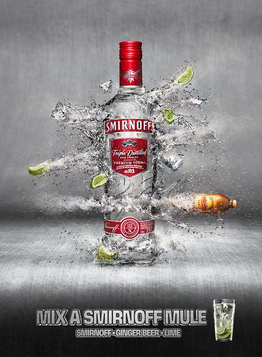 Mix A Smirnoff Mule