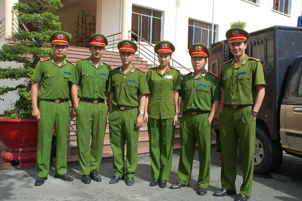 Phim Nữ cảnh sát tập sự  | VTV3