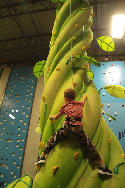 Family Adventures in the Canadian Rockies: Calgary's New Climb Park - The Hanger
