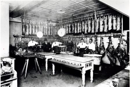 G. Shaw & Co (Butcher) Katoomba 1925