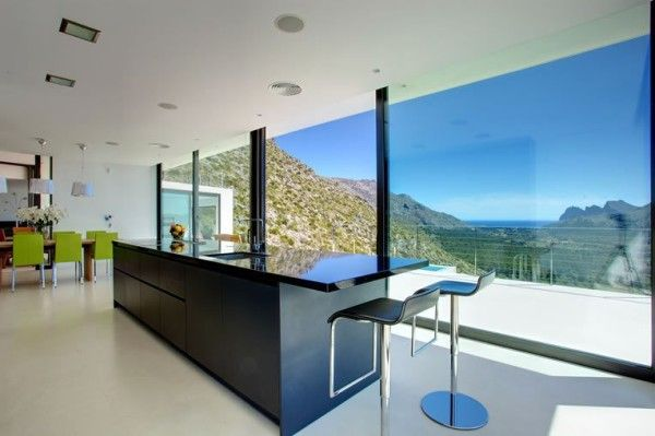 Luxury Kitchen Ideas from Smart Home Architecture and Amazing View Every Room Decoration 600x399 Smart Home Architecture and Amazing View Every Room Decoration