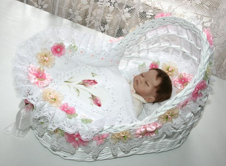 cradle, crib, bassinet ,OOAK baby,for 10""