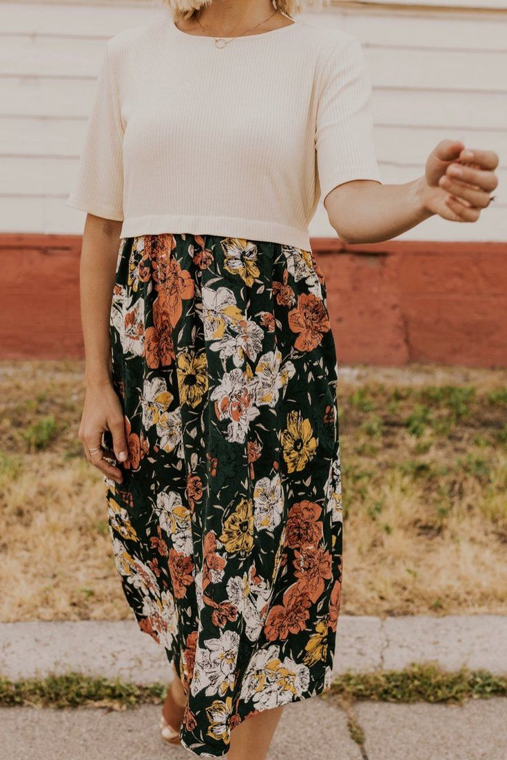 Modest Dress Outfits | ROOLEE