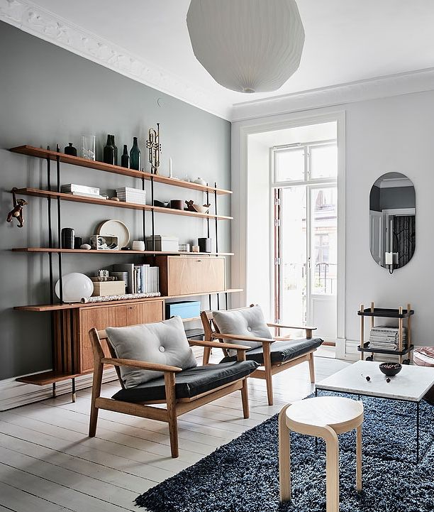 22 Scandinavian Home Office Designs Decorating Ideas: Best 20+ Living Room Wallpaper Ideas On Pinterest