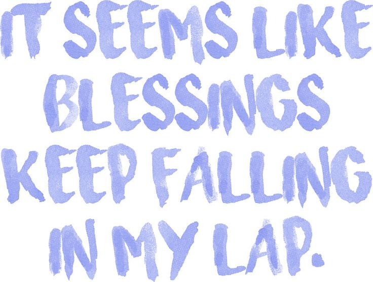 """Blessings"" Chance the Rapper lyrics"