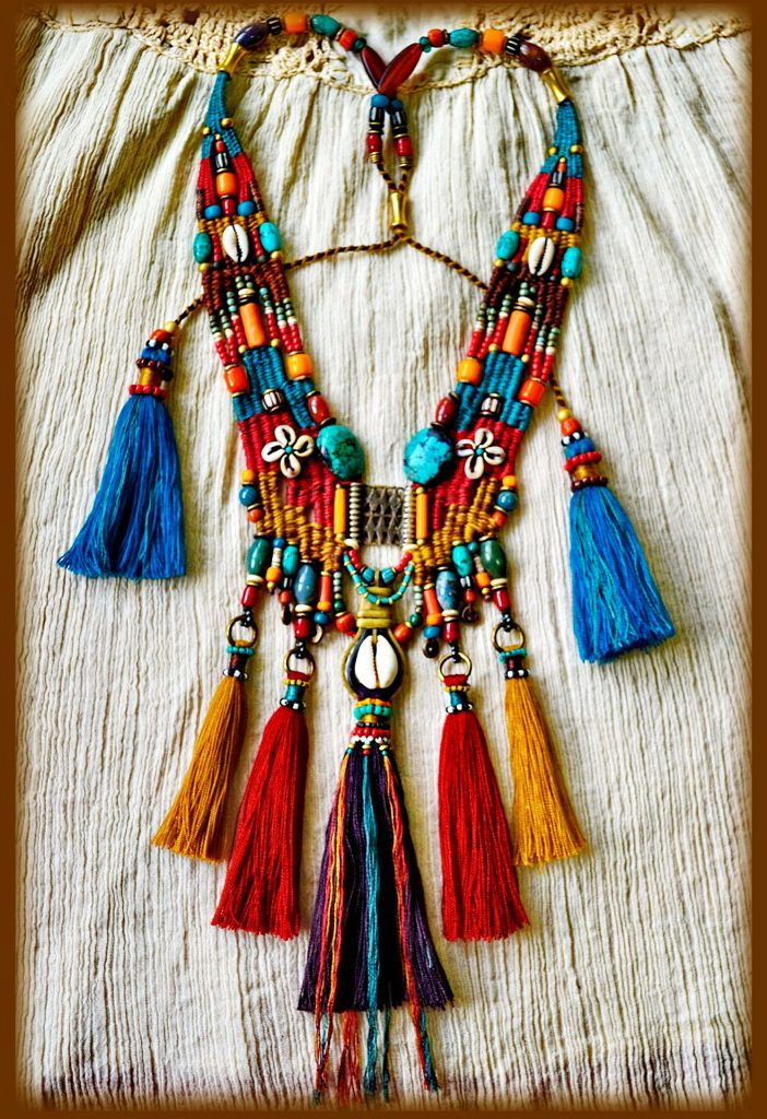 ~ Ethnic Jewelry * My Tribe* ~ # Aow Dusdee # https://www ...