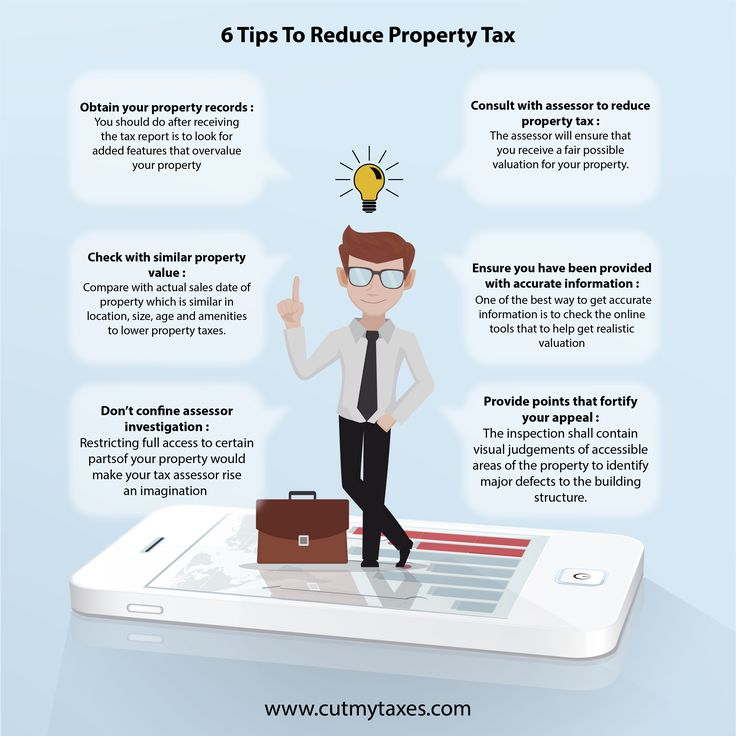 Tips To Reduce Property Tax How To Reduce Property Tax Steps