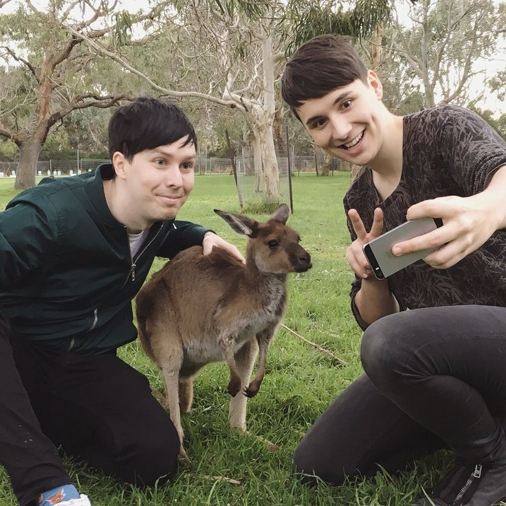 Are dan and phil dating in Sydney