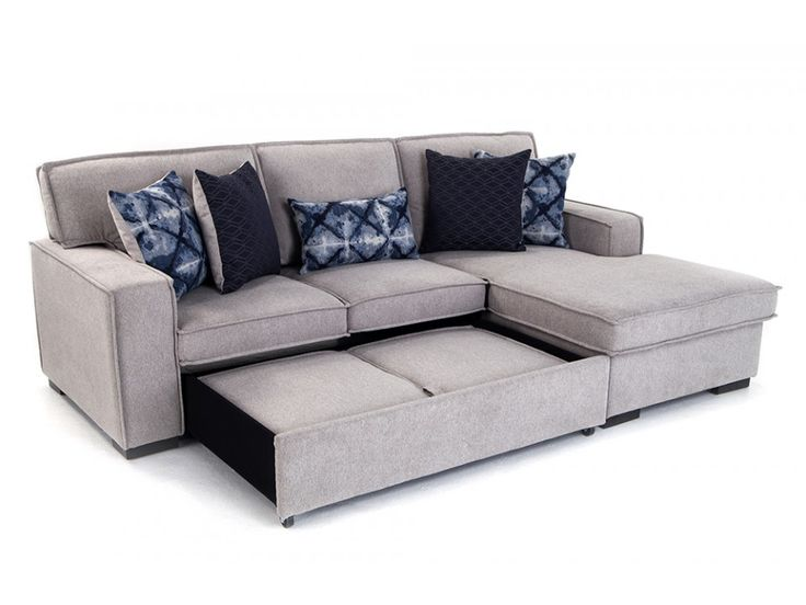 Playscape left arm facing sectional in 2019 studio - Bob s discount furniture living room sets ...